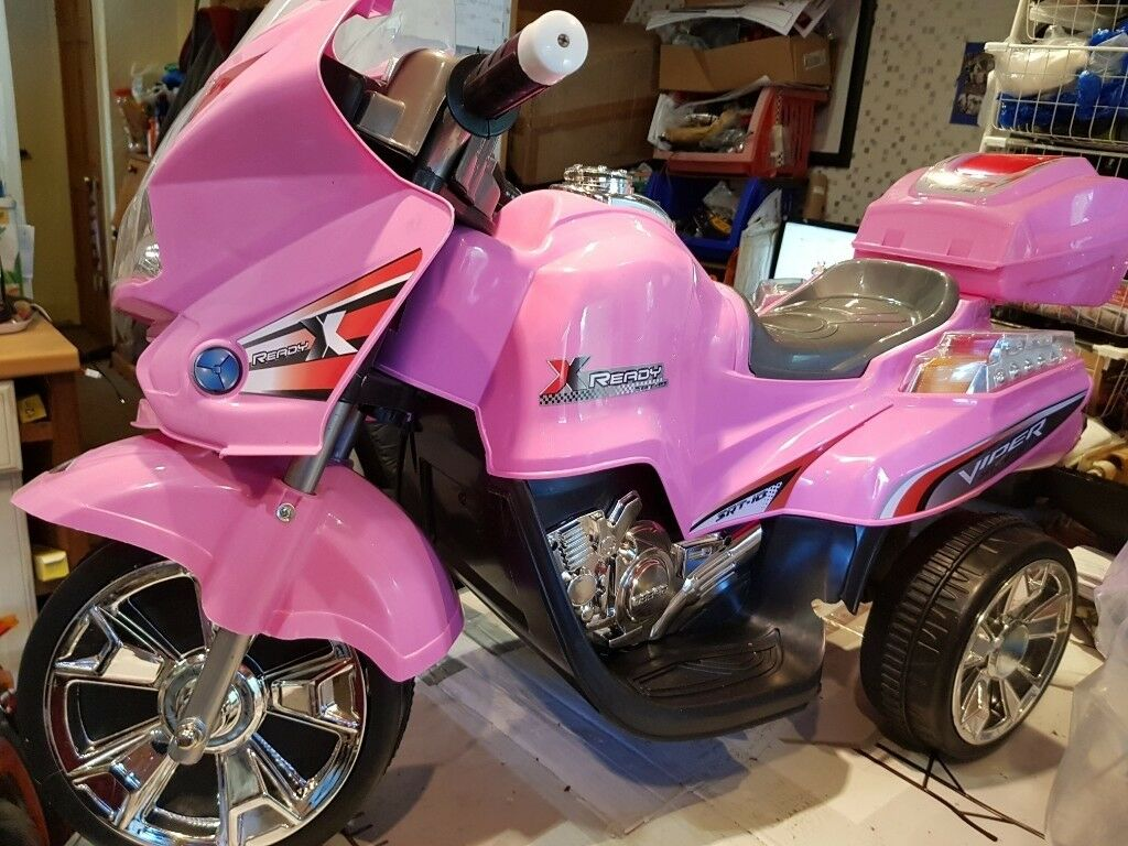 A new BMW Electric ride on motorcycle in pink (6 volt) | in Coventry, West  Midlands | Gumtree