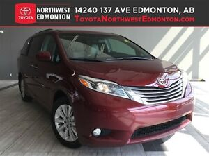 2015 Toyota Sienna XLE | AWD | Nav | Heat Leather Seat |Sun | St