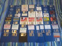Amiga Disks lot including paperboy & golden axe + WORKBENCH 1.3 DISK AMIGA EXTRAS