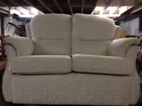 lovely 2 seater sofa for sale