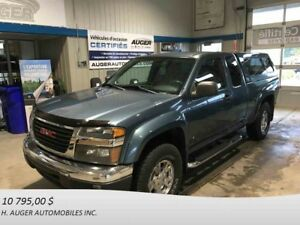 2007 GMC Canyon 4WD Extended Cab SLE
