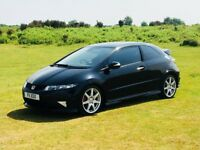 Honda Civic 2.0 i-VTEC Type R GT 3dr - Exceptional inside and out/Top of the range spec/FSH/Sat Nav