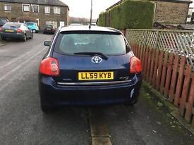 Car for Sale Toyota Auris