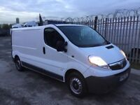 2012 Vauxhall vivaro cdti 115 bhp 6 speed lwb with a/c 1 owner from new no vat