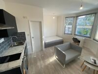 *JULY 2021* STUDENTS WELCOME - ALL BILLS INCLUDED Fully Furnished, Modern Studio in Hove