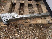 Heavy Duty Folding Steel Bracket for workbench, shelf etc. for a PAIR