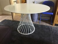 Jasper Conran dining table white