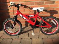 "KIDS 14"" HUFFY BIKE, GREAT CONDITION"