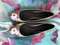 ASOS unicorn shoes size 5