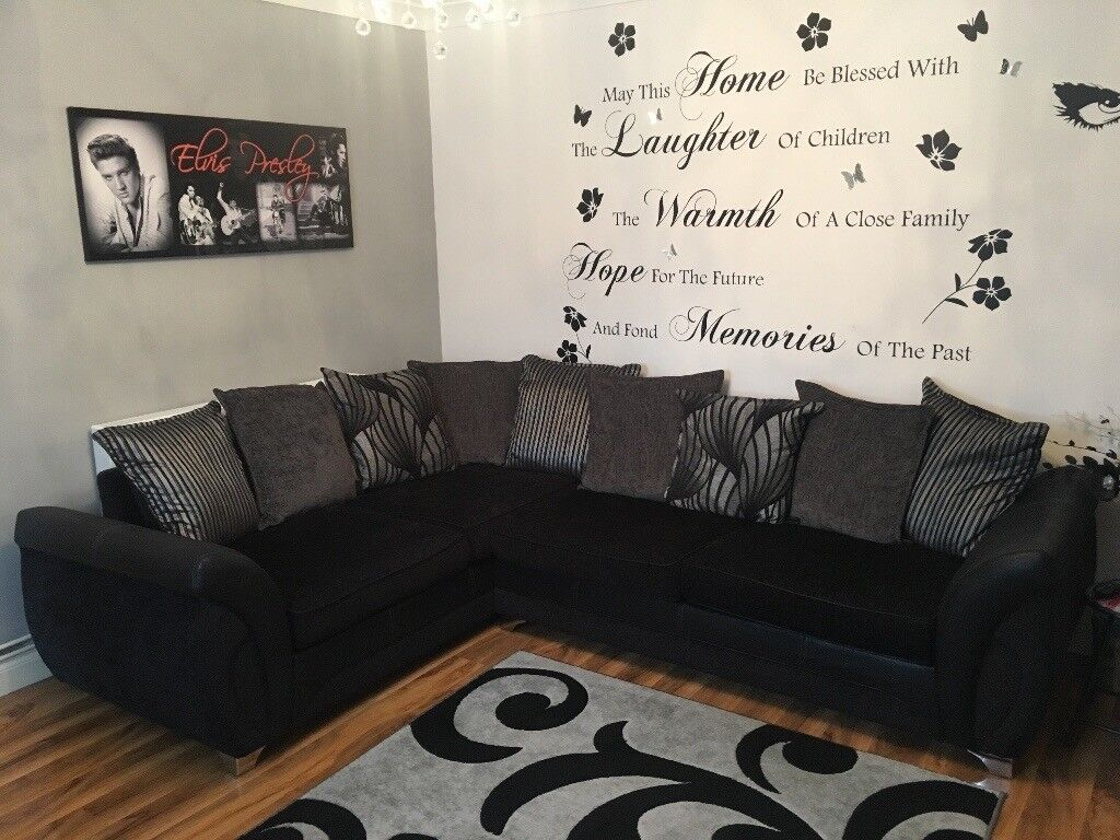 Excellent Dfs Dark Grey Corner Sofa Redglobalmx Org Squirreltailoven Fun Painted Chair Ideas Images Squirreltailovenorg