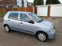 2004 Suzuki Alto 1.1 Only £30 A Year Road Tax Ideal First Car
