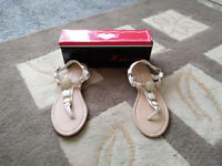 For Sale - Kalasity Size 6 Ladies Sandals Brand New In Box