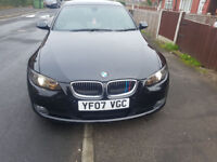 BMW 325i E92 2007 low milage,stunning well maintained car.