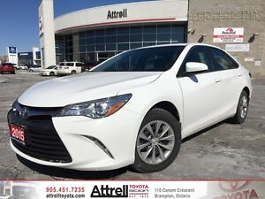 2015 Toyota Camry LE. Keyless Entry, Cruise Control, Backup Came