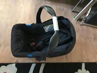 Car Baby Seat Basket vehicle chair Belts