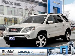 2010 GMC Acadia SLT Safety & Re-Conditioned