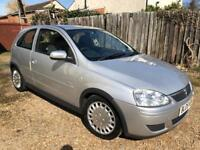VAUXHALL CORSA 1.2 ONLY DONE 44k