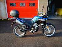 UM 125 Adventure TT