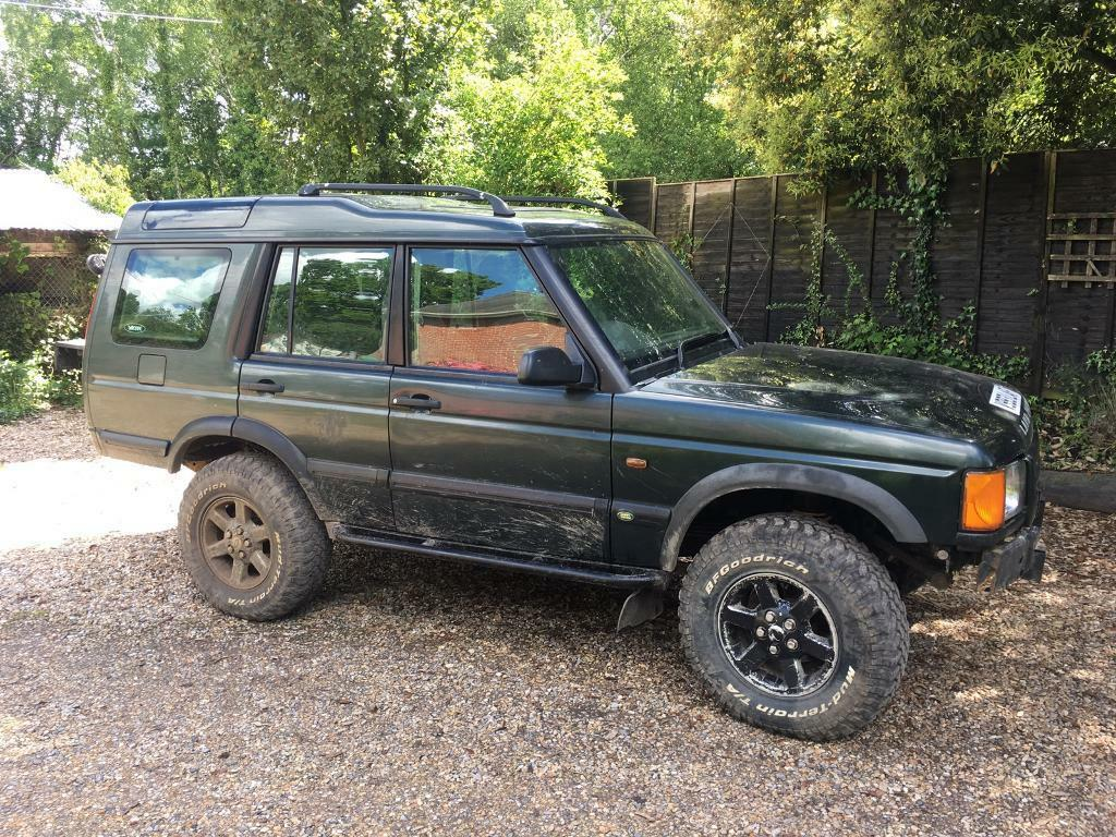 Land Rover Discovery Td5 Off Roader 2 Quot Lift Kit Rock
