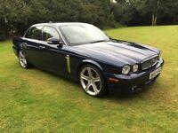 Jaguar XJ Diesel 2.7 TD Sovereign,Sat Nav,Bluetooth,Every Extra,Jag History,Cambelt,3 keys,Long MOT