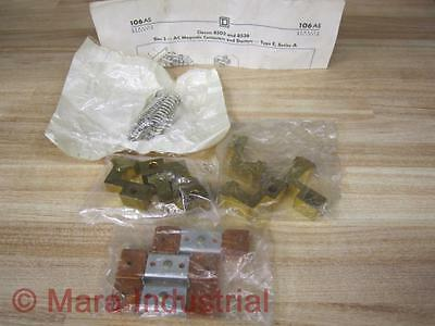 Square D 9998-ua-81 Contact Kit 9998ua81