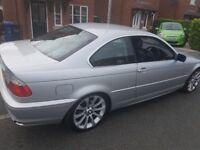 BMW 320CI... IN NEED OF A VAN plus i will add cash