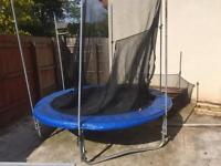 8ft trampoline