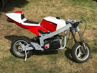 Mini moto bike
