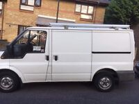 Ex Bt Ford Transit - Low Mileage