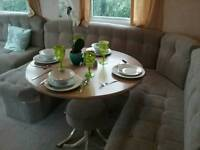 Caravan Furniture for Living Room and Dinning Room With Bed