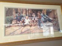 Steve Hanks Print, signed and Numbered