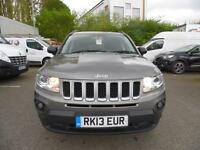 Jeep Compass CRD LIMITED 4WD (grey) 2013-03-30