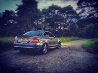 BMW 123d M sport 1 series coupe 2l twin turbo diesel