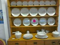 Royal doulton: 42 piece, lambethware Florina (dresser not included!) #16866 £30
