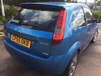Ford Fiesta 1.4 DCI, cheap on tax £14 a year , 70k £495