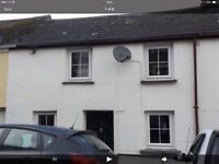 Wadebridge one bedroom town centre terrace to rent newly refurbished