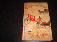 M.C.Beaton - ENLIGHTENING DELILAH - The School For Manners series - used book, post or collection