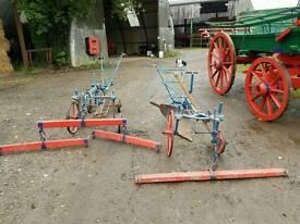 Random General Purpose Ploughs