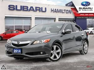2014 Acura ILX Dynamic NEW TIRES | ACCIDENT FREE | LEATHER |...