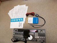 Yaesu FT-736R Triple Band VHF/UHF Transceiver (POSS PX)