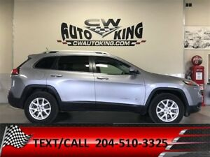 2015 Jeep Cherokee North Edition / 4x4 / Financing Available