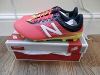 New and Unused: New Balance Furon Dispatch FG Football Boots (Size 10.5)