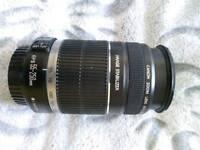 Cannon EOS tel lens