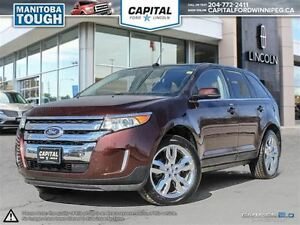 2012 Ford Edge Limited AWD **Nav-Rear Cam-Heated Seats**