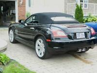 2005 Crossfire Roadster Limited Cabriolet