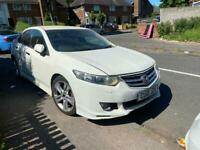 Honda Accord 2.2 Cdti Type S - 2010 - Spares or repairs - Starts and drives - not Toyota scrap