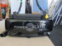 Power Plate my3 Black Excellent Condition