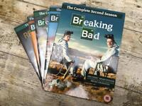 The Complete Series Of Breaking Bad