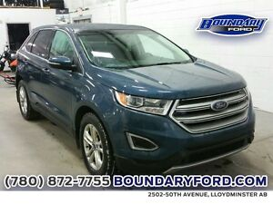 2016 Ford Edge 4dr SEL AWD W/ SUNROOF, REMOTE START, LOW KMS