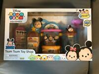 Brand new Tsum Tsum play set